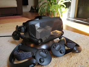Valve Index LowPoly Frunk cover