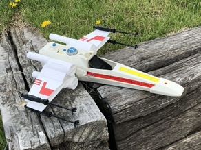 Kenner Xwing Replacement Wings
