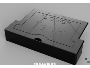 Orbeat d100 Cover Tank