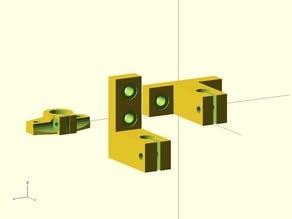 Parametric bar clamp