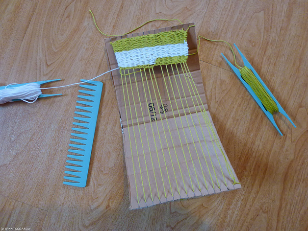 Weaving Set for Kids