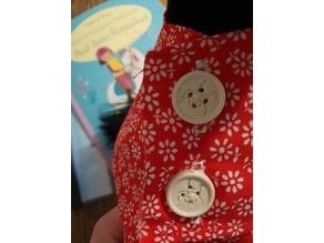 Horse button