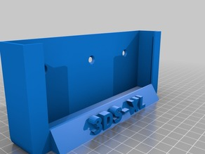 3DS-XL (Old Style) Wall Mount
