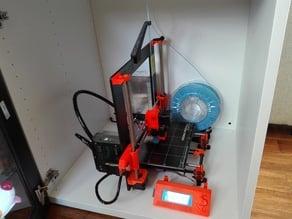 Prusa MK2 filament guide