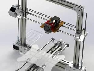 Bukobot 3D Printer