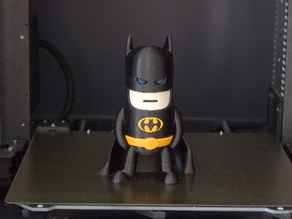 Mini Batman (multi-material remix)