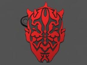 Star Wars Keychain Darth Maul