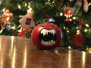 Killer Tomato Ornament
