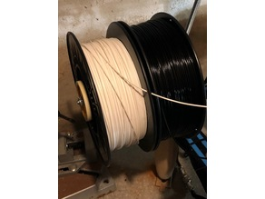 Double Spool Holder 52mm for CR-10 series