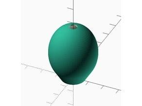 Parameterized simple rattle