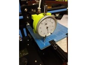 Dial indicator holder for Ender 2