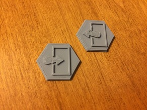 Gloomhaven Entrance and Exit Tiles