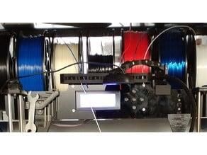 AnetA8 multiple filament guide/holder
