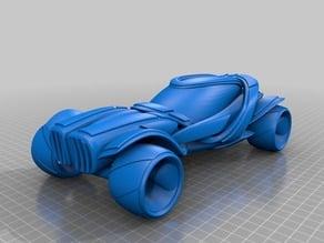 Organic Supercar Concept
