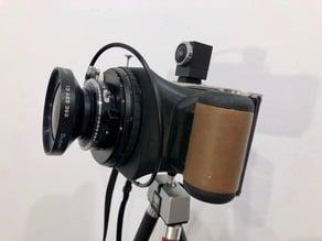6×12 AGFA ANSCO PLENAX PD 16 CAMERA Conversion
