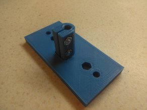 Bowden tube clamp for Prometheus System