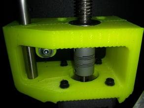 Lulzbot Mini lower z left camellia - lid design