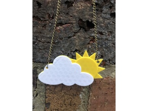 Sunny day pendant / necklace