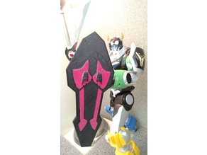 Voltron Shield