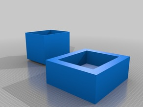 Simple Box with lid