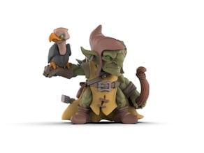 Goblin Tracker Captain