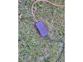 Electric extension connexion protection