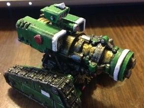 ThunderSmoke Sci-fi Cannon