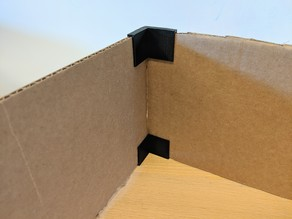 Joints for Cardboard and Plywood (3mm/6mm)