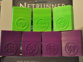 Android: Netrunner deck boxes