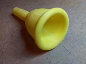 Tuba mouthpiece