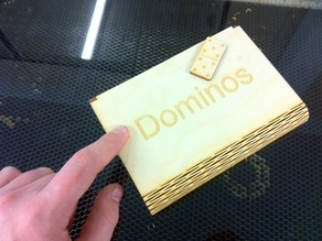 Dominoes and Box