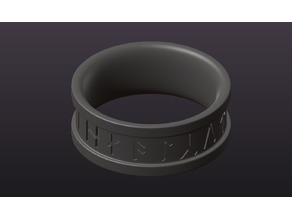 Ring of Thorin Oakenshield