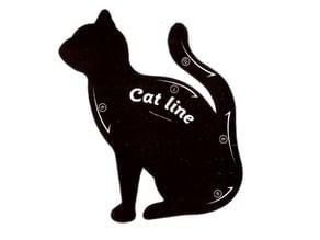 Eyeliner Cat guide