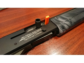 Mossberg 930 gun safety chamber flag