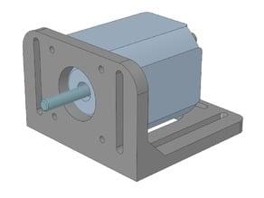 NEMA 17 univeral mounting bracket