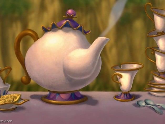 La Tea Da Tea Room Argyle Tx