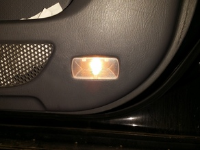 Honda Pilot 2005 Door Light Cover