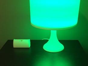 Neopixel Ring Lamp