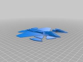 F18 glider
