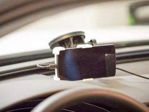 Nexus 5 GoPro mount car holder