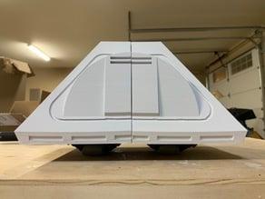 Vex Pro Mod for Mr Baddeley's R2-D2 Center Foot