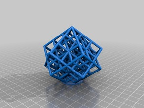 My Customized Lattice Cube Torture Test