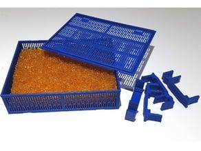 500g(1lb) Silica Gel Desiccant Box