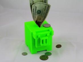 8-bit Piggy Bank