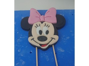 Minnie Mouse Fondant Cutter