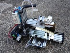 Chaucer - A Vertical 3D Printer