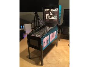 Small Pinball Machine