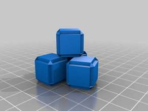 3DBear Mars Container cubes - An Early Mars Base Station remix