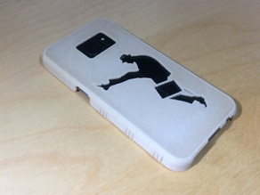 Galaxy S7 case of silly walk