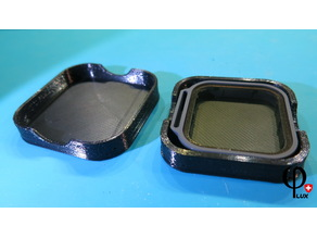 Box for Gopro-Filter